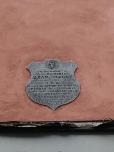 Vice Brigadier Sean Tracey