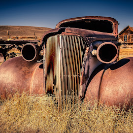 Bodie by David Long - Buildings & Architecture Decaying & Abandoned ( sierra nevada, ghost town, bodie )