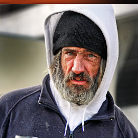 by Julie Rosen - People Street & Candids ( california, homeless, poor, people, portrait, human )
