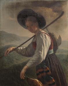 RIJKS: Cornelis Cels: painting 1821