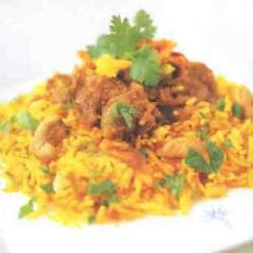 Chicken Nasi Biryani
