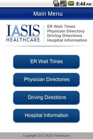 IASIS Healthcare