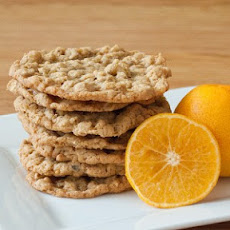 Orange and Oat Chewies