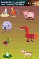 Screenshot of Farm Animal Sounds