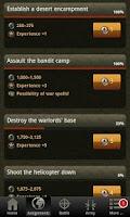 Screenshot of War Game