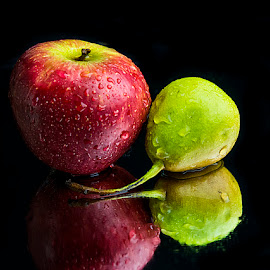 Pairing with Pear.. by Rakesh Syal - Food & Drink Fruits & Vegetables