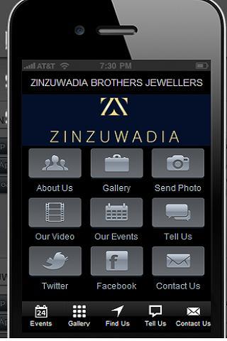 【免費商業App】Zinzuwadia & Co.-APP點子