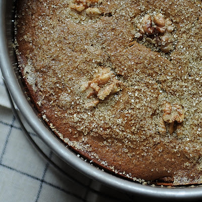 Ginger Apple Torte