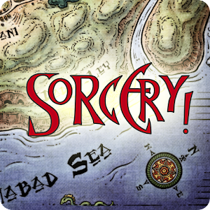 Sorcery! app for android