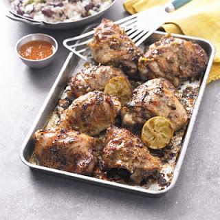 Jerk Chicken Tenders Recipes