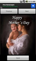 Screenshot of Mother's Day Cards