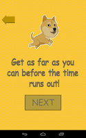 Screenshot of Tap The Doge Tiles