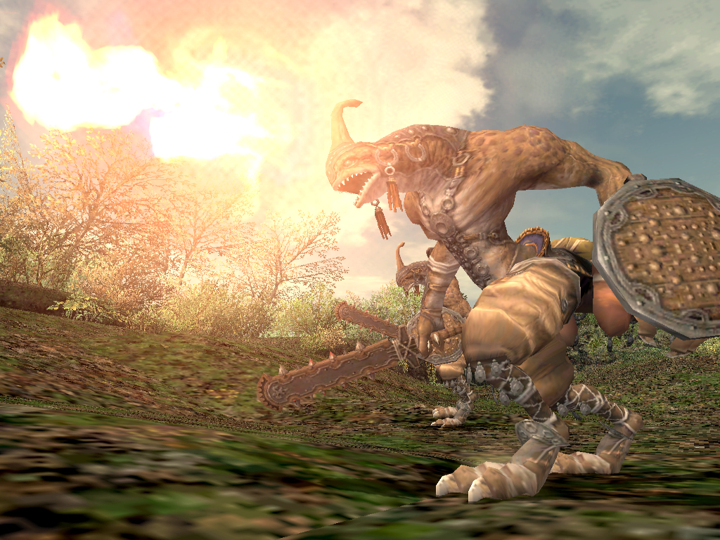 Final Fantasy XI Treasures of Aht Urhgan