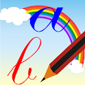 Kids Cursive Writing - Small icon