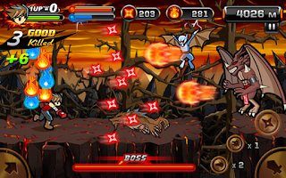 Screenshot of Devil Ninja 2