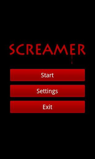 Scare Friend Screamer