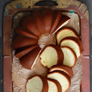 Low Fat Low Sugar Pound Cake Recipes