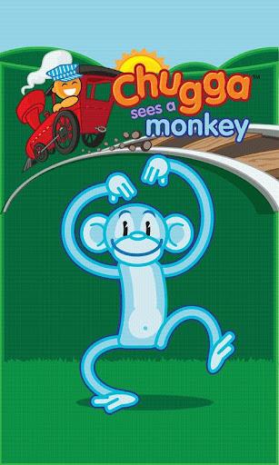 Chugga Sees a Monkey