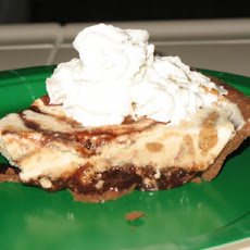 Drews Peanut  Butter Ice Cream Pie