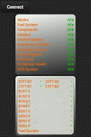 Screenshot of Gauges OBD-II - Car Scanner
