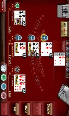 Blackjack Masters Screenshot