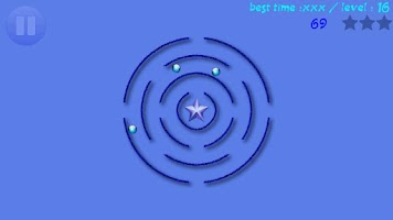 Screenshot of Balls and Rings - time killer