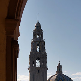 Balboa Park by Richard Timothy Pyo - City,  Street & Park  Historic Districts