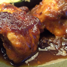 Low Fat Chutney Chicken