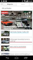 Screenshot of AutoWeek