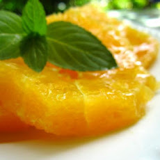 Lemony Orange Slices