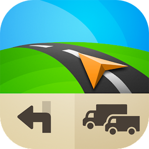 Sygic Truck GPS Navigation APK Cracked Download