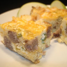 Simple Savory Breakfast Casserole