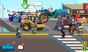 Screenshot of Motor World Car Factory