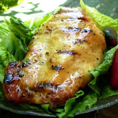 Jalapeno and Basil-Glazed Chicken
