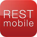 REST mobile icon