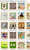 Screenshot of Mahjong Games