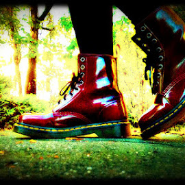 My Docs by Lisa Lewis - Artistic Objects Clothing & Accessories ( shoes )