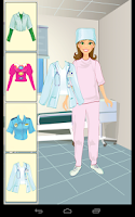 Screenshot of Kids Professions Dressing Game