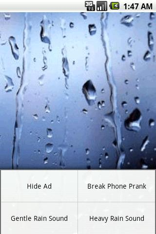 rain-sounds for android screenshot