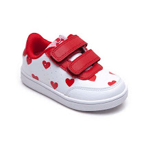 Mini Rodini White Love Sneaker SNEAKER
