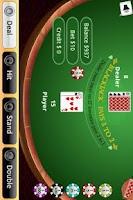 Screenshot of Bay Blackjack