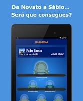 Screenshot of Milhões Quiz Português