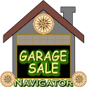 Garage & Yard Sale Navigator icon