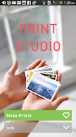 Screenshot of Print Studio - Print Photos