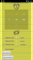 Screenshot of To-Do Push List
