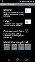 Screenshot of Call Map