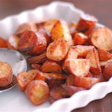 Roasted Rosemary Fingerling Potatoes
