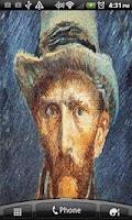Screenshot of Van Gogh Live Wallpaper