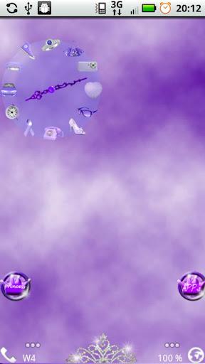Purple Princess Theme