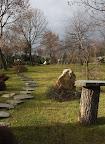 Japonská zahrada.